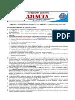 Requisitos Para La Inscripciones