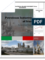 Petroleum Industry of Iran