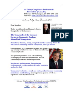 Sarbanes Oxley News December 2012