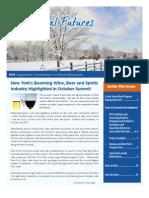 Winter Rural Futures Newsletter 2012