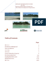 UDC - Preliminary Information Guide - Management of Beachfront Properties