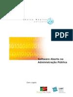 Software Aberto Administracao Publica