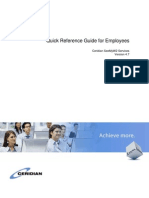 SeeMyW2 Employee Quick Reference Guide