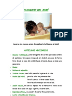 7. Cuidados Del Bebe