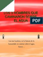 CAMINAR SOBRE EL AGUA (COMICO)