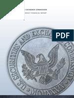 SEC Financial Agency Report FY 2012