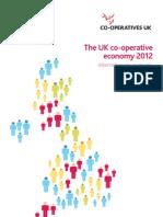 UK Cooperative Economy