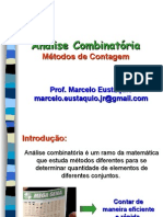 Analise combinatoria, UFMG