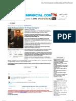 Falla Tribunal a Favor de Sergio Zaragoza