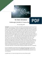 Omega Stone Walkthrough