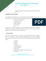 Curriculum Promimet