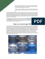 Totorial HDRI Spa