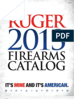 Ruger Firearms 2013 Catalog