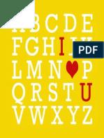 8x10 Yellow