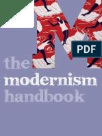 The Modernism Handbook
