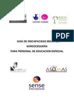 guia discapacidad multiple
