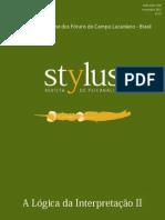Revista stylus n 25