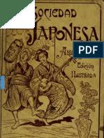 La Sociedad Japonesa Andres Bellessort