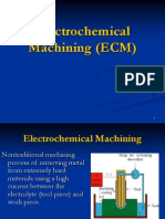 ( Electrochemical Machining (ECM) Presentations