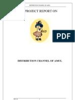Distribution Channel AMUL