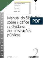 FDUL - Finanças Públicas - SEC 95