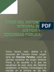 Fases Del Sistema Integral de Justicia y Seguridad