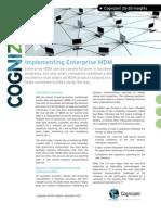 Implementing Enterprise MDM