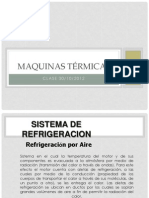 Lubricacion y Resfrigeracion