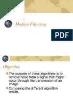 Median Filtering