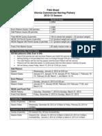 California Herring Commercial Fishery FAQ Sheets 2013