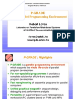 Parallel Programming Environment