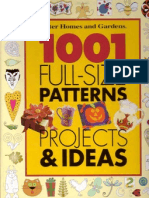 1001 Full Size Patterns