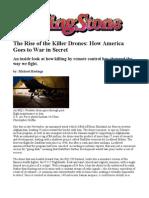 Rise of Killer Drones