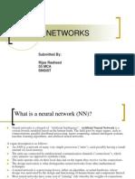 NeuralNetworks