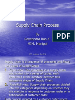 Supply Chain Process
