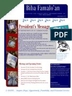 SIM Newsletter December2012