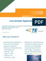 Line Arresters. 2012