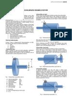 echilibrare dinamica rotori