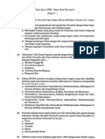 [Www.banksoal.web.Id] Bank Soal Ujian CPNS - Paket Soal Pancasila (Bagian 2)