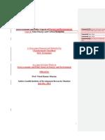 Term Paper 01-10-2012 Chandra