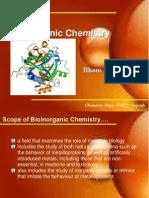 Bioinorganic Chemistry FKIP