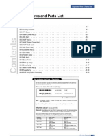 Samsung SCX-6122FN Partes