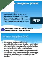 K Nearest Neighbor (K NN)
