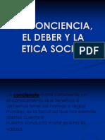 ETICA EDUCATIVA Y SOCIAL