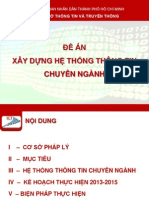 12 ĐỀ ÁN xay dung he thong thong tin chuyen nganh