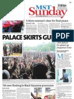 Manila Standard Today - Sunday (January 6, 2013) Issue