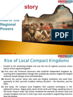 58(B) Rise of the Regional Powers