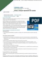 BYETTA 5 microgramas, solução injectável em caneta pré-cheia _ diagnosia