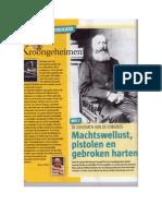 Kroongeheimen (deel 1) - Thierry Debels - Primo magazine
