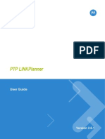 Point to Point Link Planning